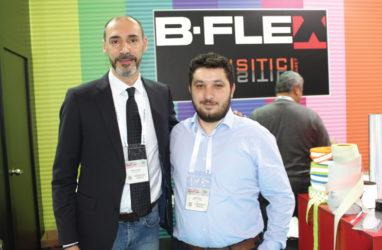 Marco Pigato ve Türkish distributor Emrah Bilir