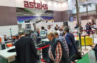 Asteks ITM 2018 'in Parlayan Yıldızı Oldu