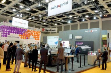 swissQprint Presents UV Printer Generation 3