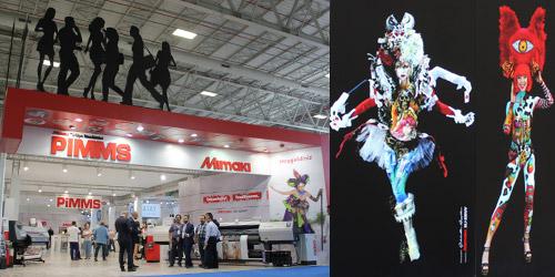Mimaki Gathers Art with Digital Technology - Textilegence