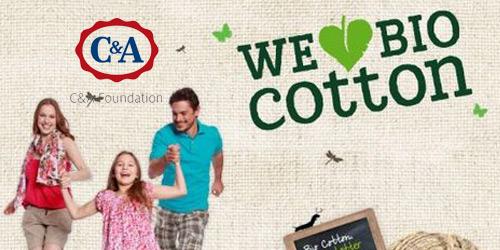 C&A organik pamuk alımında dünya lideri oldu