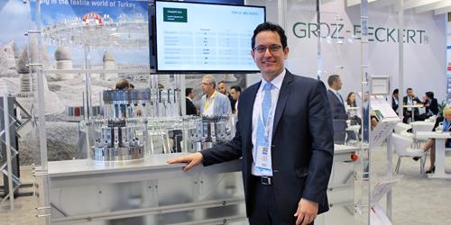 Groz-Beckert ITM 2016 fuarında örgü sektörüne yeni çözümlerini sundu.