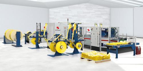 Starlinger AD*STAR® ile çimento torbalarının üretiminde yeni avantajlar sunuyor