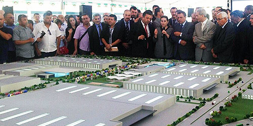 Huge Textile Investment in Algeria from Tay Group