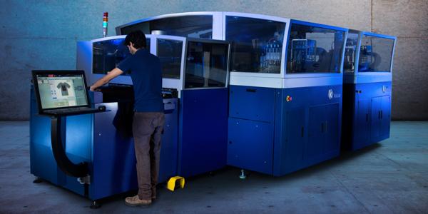 Kornit Digital North America, yeni dijital tekstil baskı sistemi Vulcan'ı ilk kez Amerika pazarında tanıtacak.