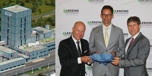 Lenzing Grouptan 100 Milyon Euro'luk Dev Yatırım