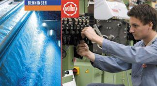 Jakob Müller AG , Benninger AG'yi Satın Aldı