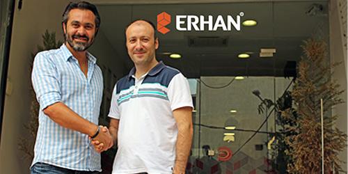 Erhan Reklam Nyala 2 yatırımı sürecinde Pigment Reklam ile işbirliği yaptı.