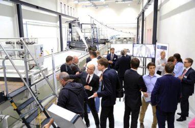 KARL MAYER Open Hybrid LabFactory Girişimini Destekliyor