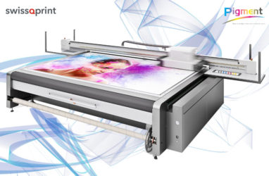 swissQprint's New 4x4 Models in Turkish Market with Pigment Reklam
