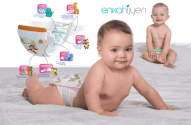 Enka Hijyen Presents Quality and Safety in Diapers