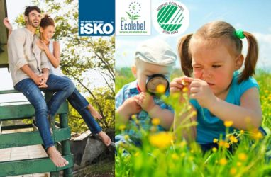 ISKO İkinci Eko Akreditasyonu Kutluyor