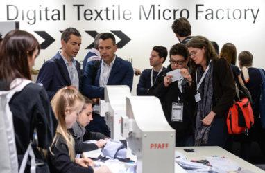 Techtextil ve Texprocess'te Rekor Ziyaretçi ve Katılımcı