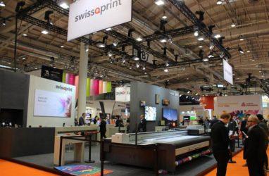 FESPA 2017 Witnessed The LED Revolution of swissQprint