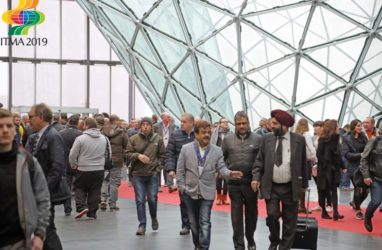 Strong Demand for ITMA 2019 Exhibition Space