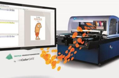 ColorGATE RIP Çözümü Kornit Sistemlerine Uyarlanacak