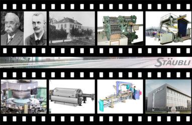 Staubli 125 yıllık tarihinde sürekli kalite ve inovasyonu temel ilke edindi.