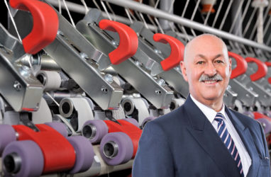 First half of the year in the global market was very satisfying for Swiss textile manufacturers