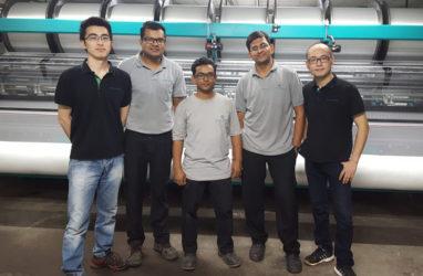 KARL MAYER Strengthens in Asian Market