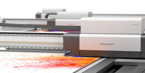 Newest Member of the swissQprint LED Family; Oryx LED