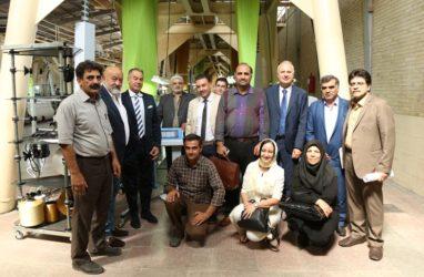 Santex Rimar Group, İran'daki İpek Yolu'nun İzini Sürüyor