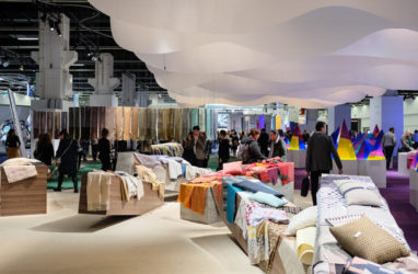 Heimtextil 2018 : Innovations for interior textiles