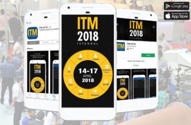ITM 2018'in mobil uygulaması yayımlandı