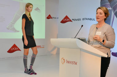 LYCRA® MOVES ISTANBUL IV for hosiery trends