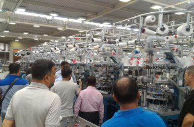 İtalyan tekstil makineleri 2017'nin son çeyreğinde siparişlerini %29 arttırdı.