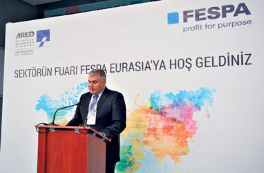 FESPA Eurasia only domestic capital exhibition in the segment