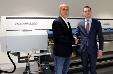 DigiMania will continue on its way as a dealer of Mimaki