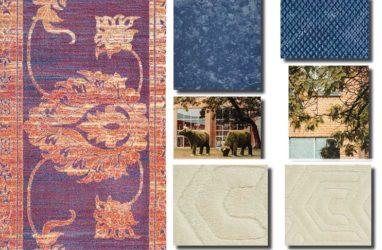 Vandewiele presented carpet weaving solutions at Domotex 2018