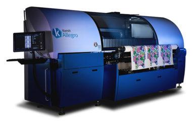 Tetaş ve Kornit Digital ITM 2018'e Mikrofabrika Getiriyor