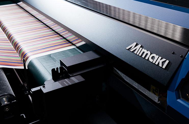 Mimaki Digital Textile Printing Solutions at ITM 2018