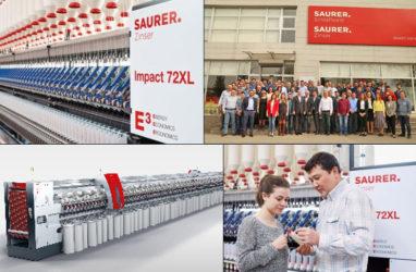 Saurer Autoconer X6 İlk Kez ITM 2018'de