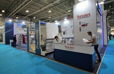 Biancalani's Textile Finishing Advantages Discussed in Istanbul