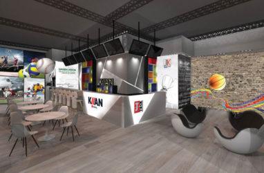 JK Group; Kiian Digital ve J-Teck ile FESPA 2018'de