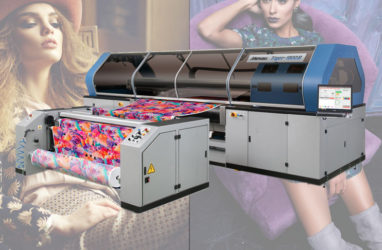 Mimaki Tiger-1800B Endüstriyel Tekstil Baskı Makinesi İle 'Sınırlarını Sen Belirle'