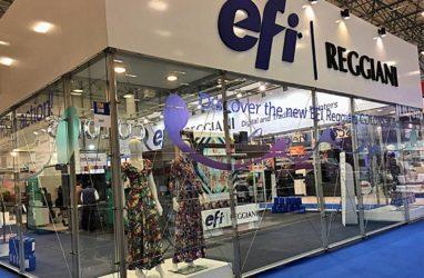 EFI Reggiani COLORS Türk Tekstilcilere Tanıtıldı