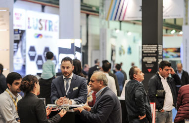 ITM 2018 Becomes a Global Textile Show with 59,000 Visitors