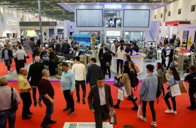 More Than Expected Attention to Picanol at ITM 2018
