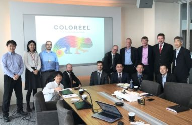 Ricoh and Coloreel Bring Innovation to the Textile