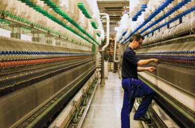 Shipment of Textile Machinery Increase in Global Market