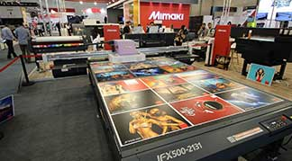 Join the Experience with Mimaki at Sign İstanbul 2018