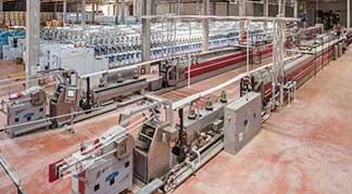 Tufting, Carpet and Jacquard Expert VANDEWIELE - Textilegence