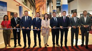 Premiere Vision İstanbul açılış töreni