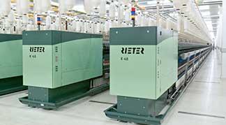 Rieter Yeni Ring ve Kompakt İplik Makinalarını Sundu