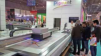 UV ve UV LED Baskı Pazarında Pigment Reklam Farkı