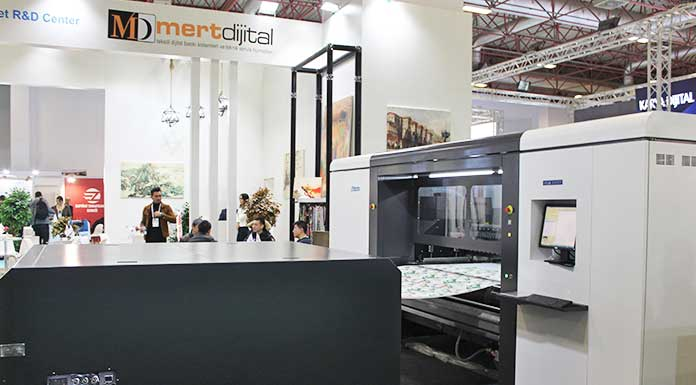 Atexco VEGA 3180DT Introduced to the Turkish Market - Textilegence