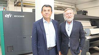 Kadri Uğur Tekstil EFI Reggiani Ali Uğur Naili Bilol